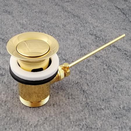 Dornbracht waschtisch ablaufgarnitur gold 04110100100 01 for Waschtisch ablaufgarnitur