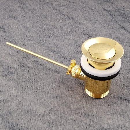 Dornbracht Waschtisch Ablaufgarnitur Gold 04110100100 01