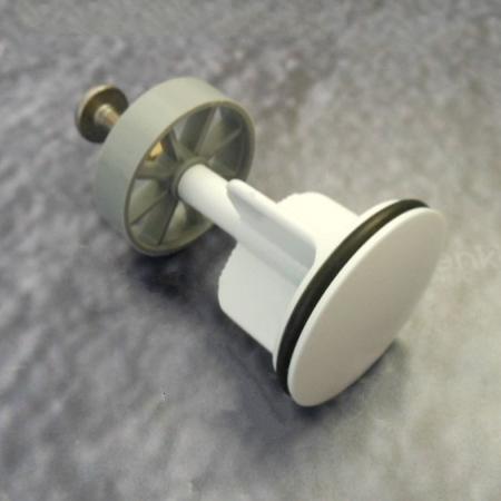 Dornbracht waschtisch ablaufgarnitur matt weiss 04110100100 10 for Waschtisch ablaufgarnitur