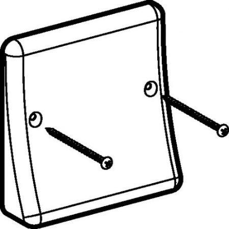 geberit 240998001 abdeckplatte f r waschmaschine und trockner aus edelstahl. Black Bedroom Furniture Sets. Home Design Ideas