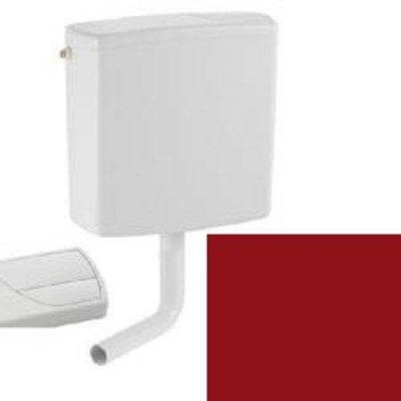 geberit aufputz ap sp lkasten rot 2 mengen sp lung 140300111 ro ap140. Black Bedroom Furniture Sets. Home Design Ideas