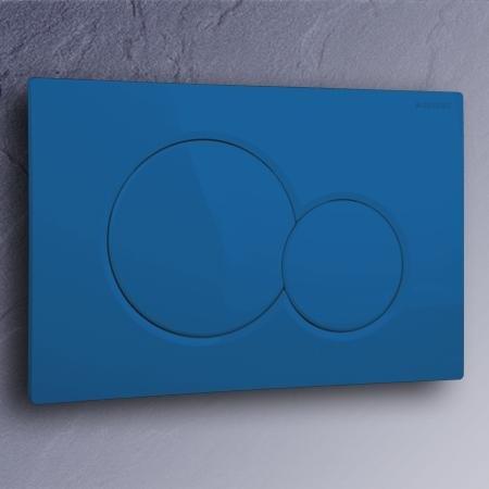 Geberit Betatigungsplatte Sigma 01 Ultramarinblau 115 770 11 5