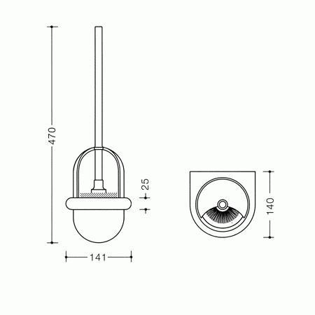 hewi serie 477 wc b rstengarnitur lichtgrau 97 wc garnitur grau. Black Bedroom Furniture Sets. Home Design Ideas