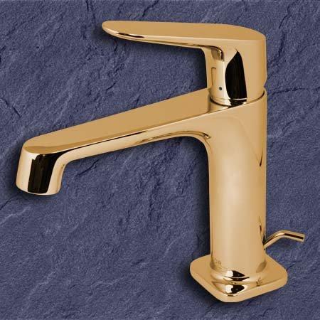 Hansgrohe Axor Citterio M Waschtischmischer Gold 34010 Waschtischarmatur  34010000-GO vergoldet