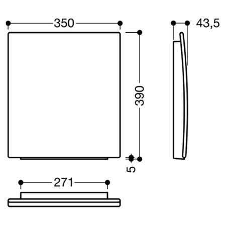 hewi system 100 r ckenlehne 98 signalweiss. Black Bedroom Furniture Sets. Home Design Ideas