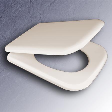 ideal standard tonca wc sitz indisch elfenbein mit deckel scharniere k700501 ie. Black Bedroom Furniture Sets. Home Design Ideas