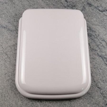 Ideal Standard Tonca Wc Sitz Manhattan Grau Mit Deckel Scharniere