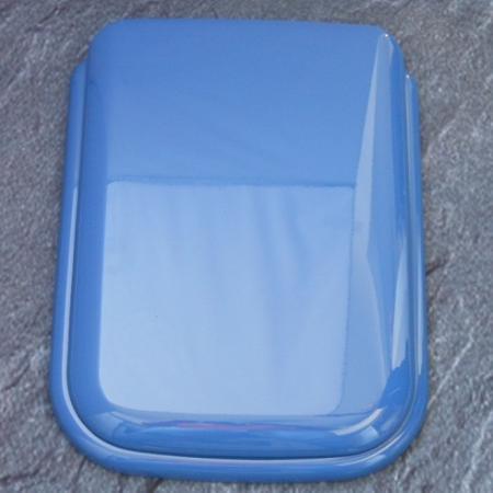 Super Ideal Standard Tonca WC-Sitz Sorrentoblau K700501 SB mit Deckel VY89