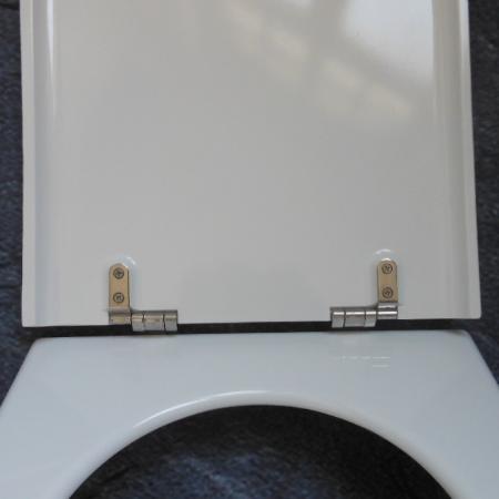 keramag courreges wc sitz chinchilla matt 572700000 ch. Black Bedroom Furniture Sets. Home Design Ideas