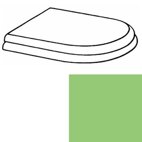 keramag courreges wc sitz moosgr n 572700000 ms scharniere chrom 572700 gr n. Black Bedroom Furniture Sets. Home Design Ideas