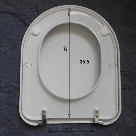 keramag mango wc sitz weiss alpin 573800000 scharniere. Black Bedroom Furniture Sets. Home Design Ideas