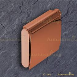 keuco 14960010000 plan toilettenpapierhalter 14960 kupfer poliert. Black Bedroom Furniture Sets. Home Design Ideas