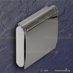 keuco 14960010000 plan toilettenpapierhalter 14960 verchromt bad accessoires. Black Bedroom Furniture Sets. Home Design Ideas