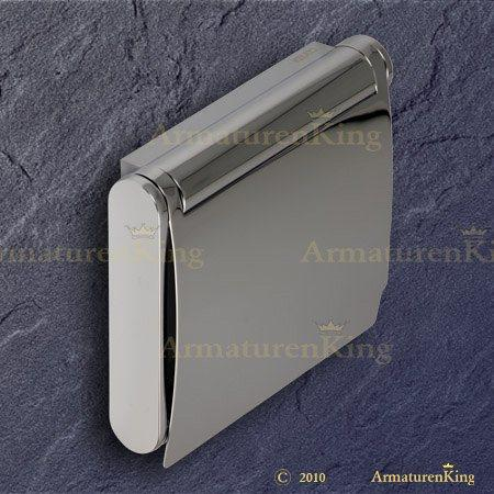keuco 14960070000 plan toilettenpapierhalter 14960 edelstahl bad accessoires. Black Bedroom Furniture Sets. Home Design Ideas