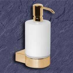 keuco plan lotionspender 14953 vergoldet 14953019000 bad accessoires. Black Bedroom Furniture Sets. Home Design Ideas