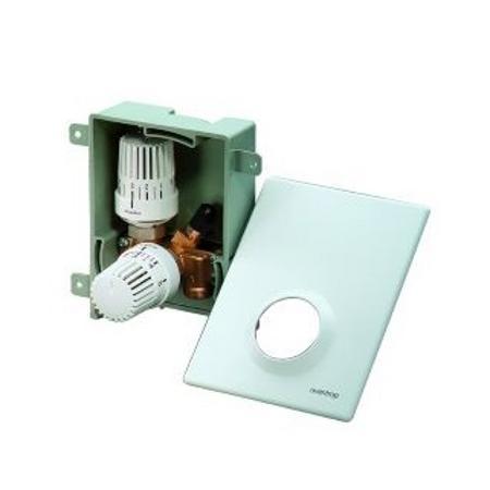 oventrop unibox plus einzelraumregelung mit thermostat und rtl f hler 1022637. Black Bedroom Furniture Sets. Home Design Ideas
