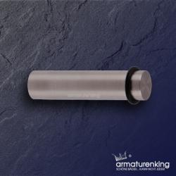 Phos bad haken hg 8 30 edelstahl matt 30 x 8 mm mit o ring for Bad accessoires edelstahl matt