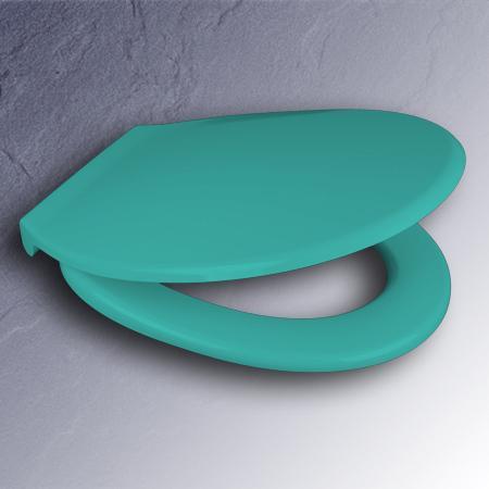 pagette wc sitz exclusiv t rkis royal scharniere edelstahl. Black Bedroom Furniture Sets. Home Design Ideas