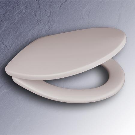 pressalit wc sitz 3000 kaschmir beige scharniere edelstahl 190000 bn3999. Black Bedroom Furniture Sets. Home Design Ideas