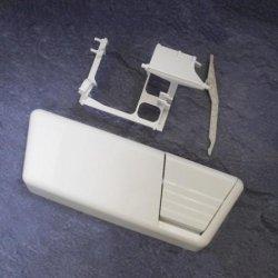Deckel Geberit Spülkastendeckel weiß-alpin zu Geberit AP-Spülkasten AP127