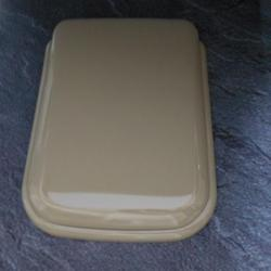 Fabulous Ideal Standard Tonca WC-Sitz Kaschmirbeige K700501 KA mit Deckel EI42